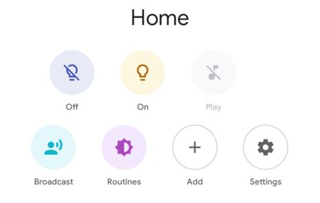 Google Assistant - Node-RED Action